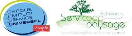 CESU pour entretien de jardin
