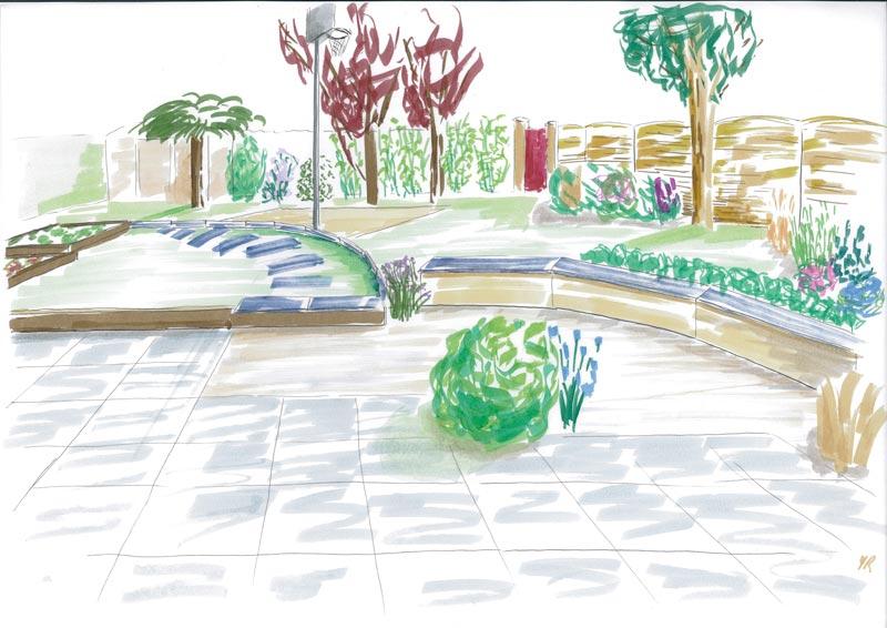 Dessiner un jardin en 3d cool concevoir un plan de jardin for Dessiner jardin en ligne