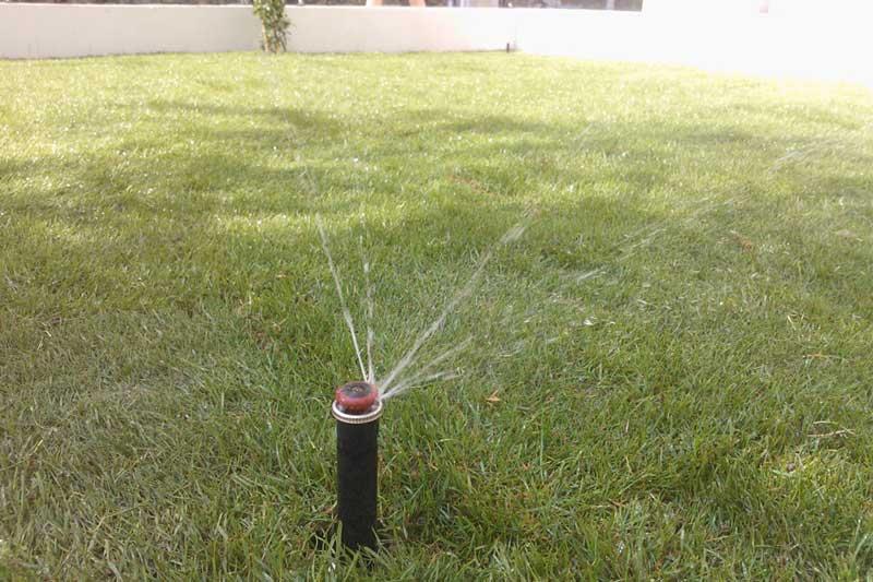 Arrosage et récupération d'eau