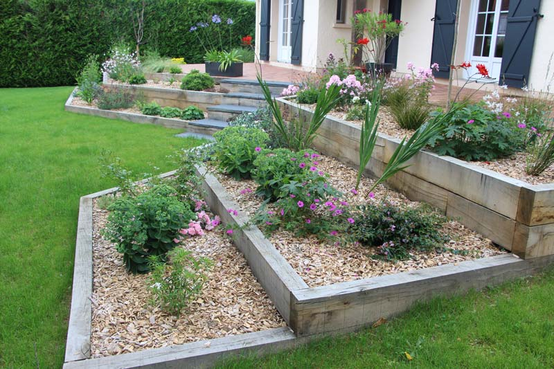 couleur jardin paysagiste angers entretien jardins