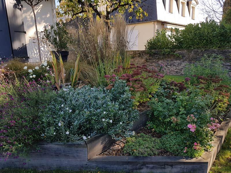 Couleurs d 39 automne couleur jardin for Entretien jardin angers